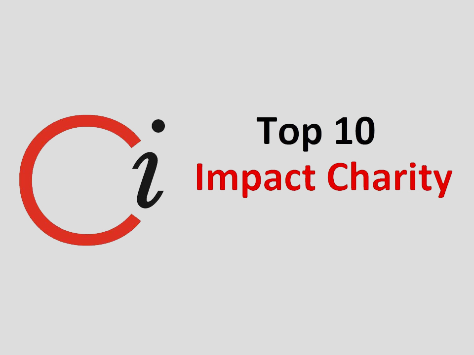 Vancouver Charity Combatting Youth Homelessness Selected as One of Canada's Top 10 Impact Charities for the 2nd Year in a Row